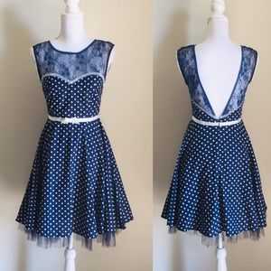 1950s Style Dress with Petticoat